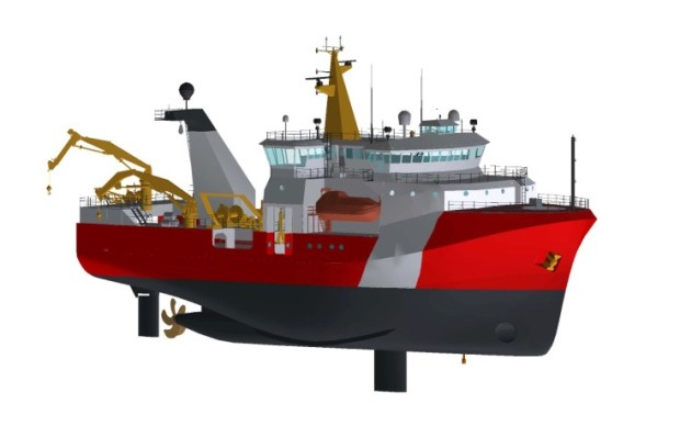 Offshore Fisheries Science Vessel#2