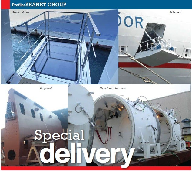 SeaNet Group: Special Delivery